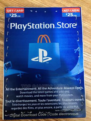 Playstation $25   Video Game Consoles for sale in Lagos State, Agege