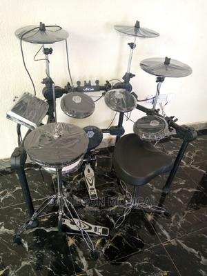 Virgin Electronic Drum Set | Musical Instruments & Gear for sale in Lagos State, Ojo