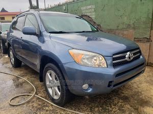 Toyota RAV4 2008 2.4 Blue | Cars for sale in Lagos State, Ilupeju