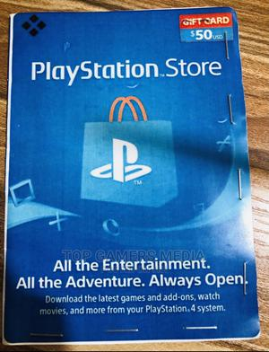 Playstation $50   Video Game Consoles for sale in Lagos State, Agege