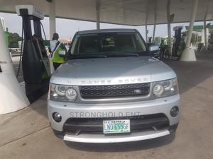 Land Rover Range Rover Sport 2010 HSE 4x4 (5.0L 8cyl 6A) Silver | Cars for sale in Oyo State, Ibadan