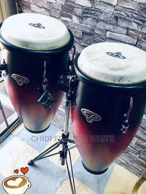 Original Wooden Conga Drum   Musical Instruments & Gear for sale in Lagos State, Ojo