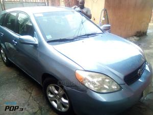 Toyota Matrix 2004 Blue   Cars for sale in Lagos State, Yaba