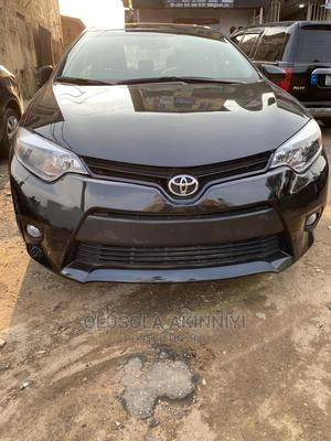 Toyota Corolla 2016 Black   Cars for sale in Lagos State, Alimosho