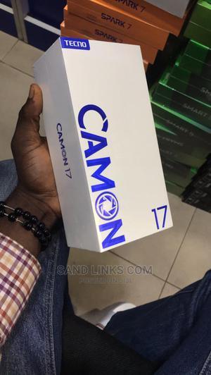 New Tecno Camon 17 128 GB Black | Mobile Phones for sale in Lagos State, Lagos Island (Eko)