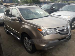 Acura MDX 2009 Gold | Cars for sale in Lagos State, Apapa