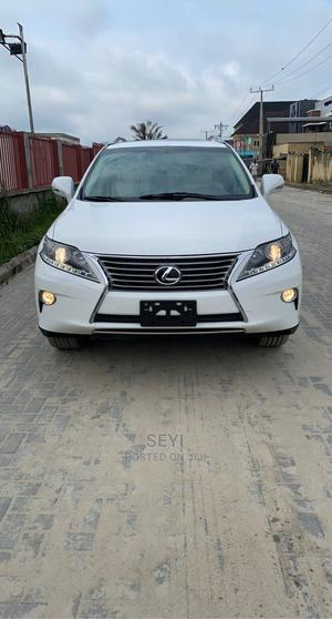 Lexus RX 2013 350 AWD White | Cars for sale in Lagos State, Ajah