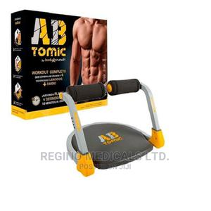 AB Tomic Exercise And Sporting Equipment Plus Yoga Mat   Sports Equipment for sale in Lagos State, Mushin