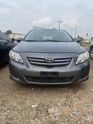 Toyota Corolla 2008 Gray | Cars for sale in Oyo State, Ibadan