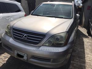 Lexus GX 2005 470 Sport Utility Gray | Cars for sale in Lagos State, Lekki