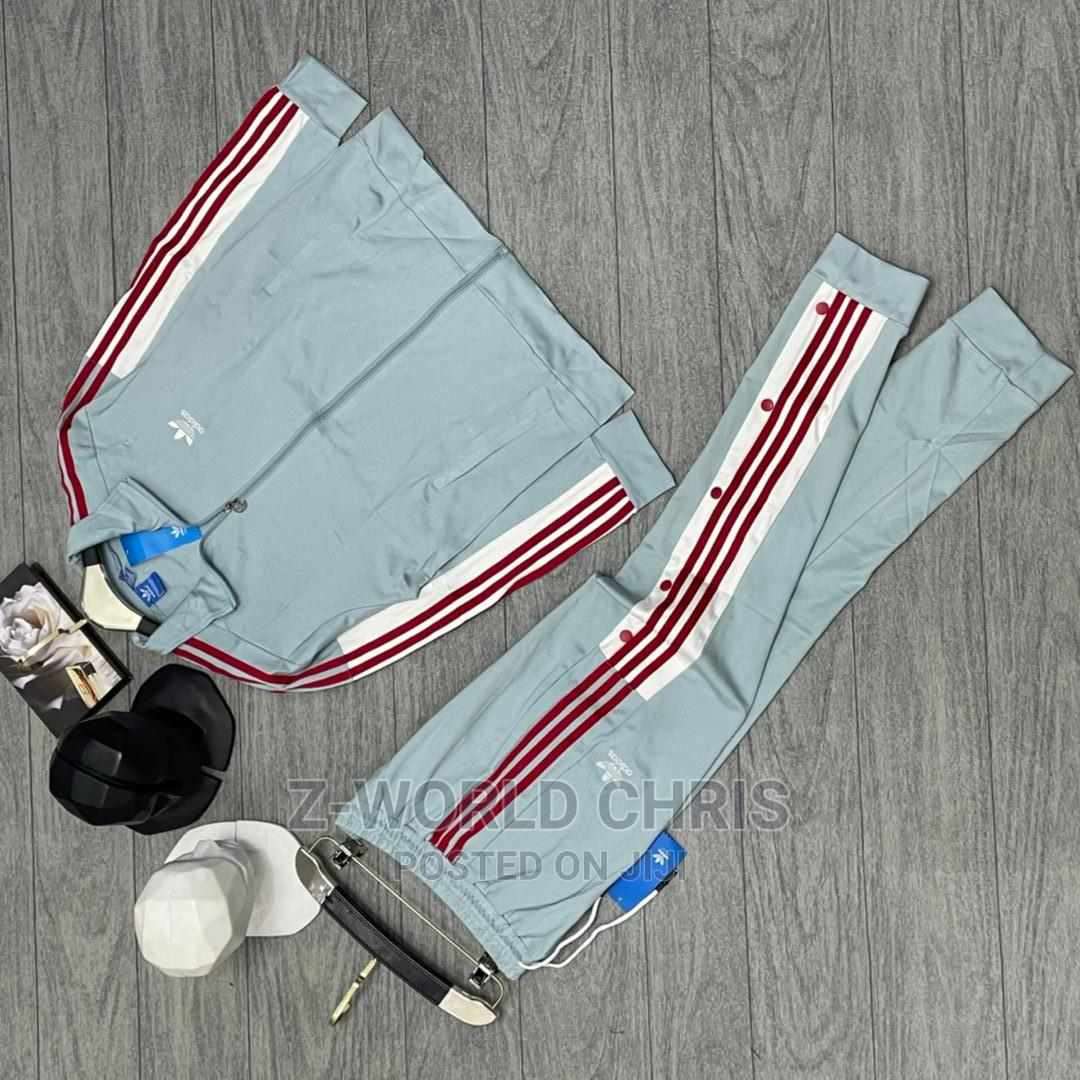 Adidas Unisex Tracksuits   Clothing for sale in Surulere, Lagos State, Nigeria