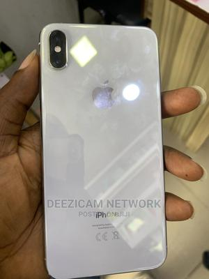 Apple iPhone XS Max 64 GB Silver   Mobile Phones for sale in Lagos State, Ikeja