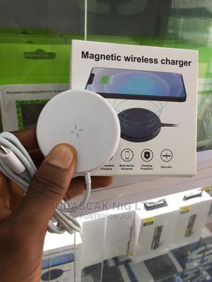 Wireless Magnetic Charger   Accessories for Mobile Phones & Tablets for sale in Ebonyi State, Abakaliki