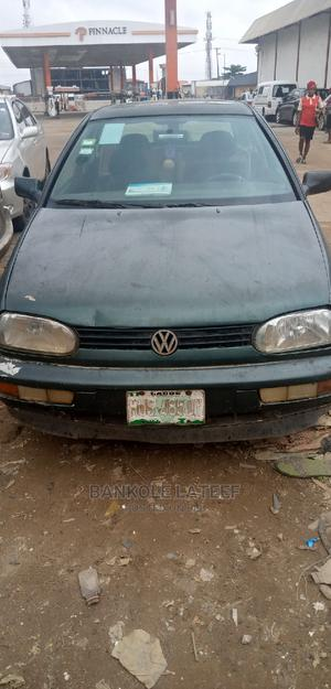 Volkswagen Golf 2001 1.6 Automatic Green   Cars for sale in Kwara State, Ilorin East