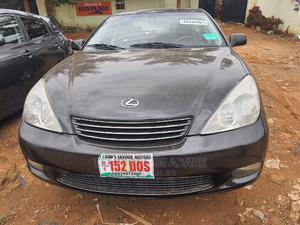 Lexus ES 2004 330 Sedan Black | Cars for sale in Osun State, Ilesa