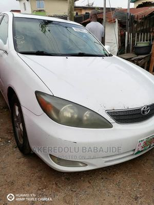 Toyota Camry 2004 White | Cars for sale in Lagos State, Isolo
