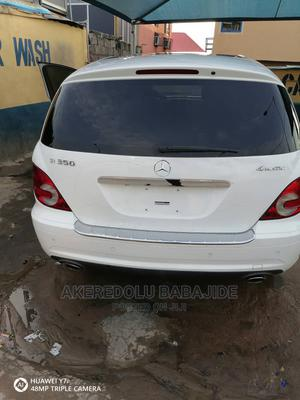 Mercedes-Benz R Class 2009 White   Cars for sale in Lagos State, Isolo