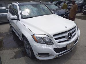 Mercedes-Benz GLK-Class 2015 White | Cars for sale in Lagos State, Apapa