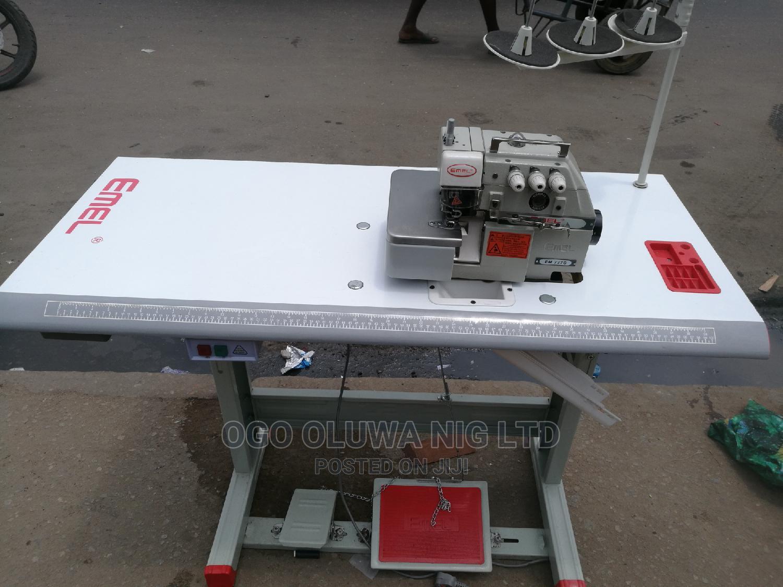 EMEL 3thread Industrial Overclock Sewing Machine