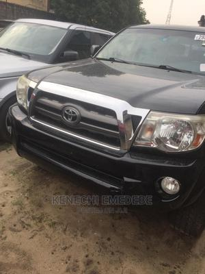 Toyota Tacoma 2009 Double Cab V6 Automatic Black | Cars for sale in Lagos State, Amuwo-Odofin