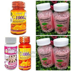 Acorbic C-1000mg Vitamin C Supplement - 30 Capsules | Vitamins & Supplements for sale in Lagos State, Ikorodu