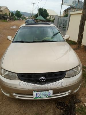 Toyota Solara 2002 2.4 Coupe Gold | Cars for sale in Abuja (FCT) State, Karu