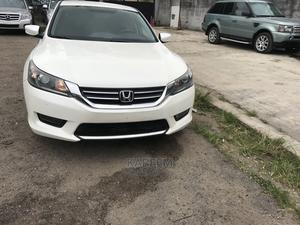 Honda Accord 2014 White | Cars for sale in Lagos State, Maryland