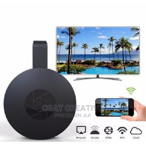 Chromecast TV Streaming Device HDMI Dongle | TV & DVD Equipment for sale in Lagos State, Ikeja