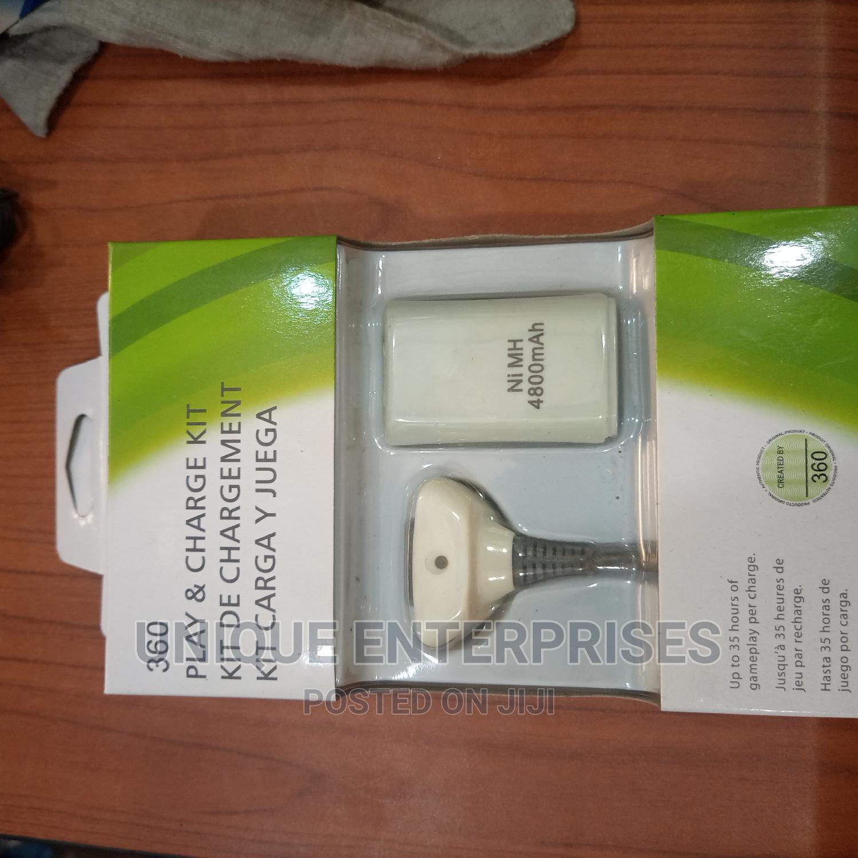 Xbox 360 Charge Kit