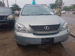 Lexus RX 2007 350 Silver   Cars for sale in Lagos State, Ikeja