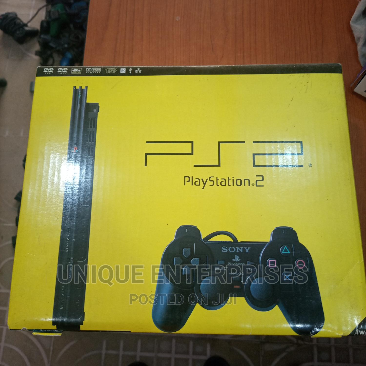 Sony Ps 2 Game
