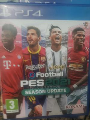 Pro Evolution Soccer 2021 Pes 21 | Video Games for sale in Lagos State, Ikeja