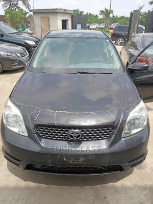 Toyota Matrix 2004 Black | Cars for sale in Lagos State, Amuwo-Odofin