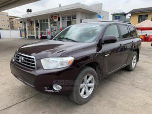 Toyota Highlander 2010 Limited Brown | Cars for sale in Lagos State, Surulere