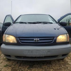 Toyota Sienna 2003 CE Blue | Cars for sale in Abuja (FCT) State, Central Business District