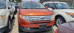Ford Edge 2007 SE 4dr AWD (3.5L 6cyl 6A) Orange | Cars for sale in Lagos State, Ajah