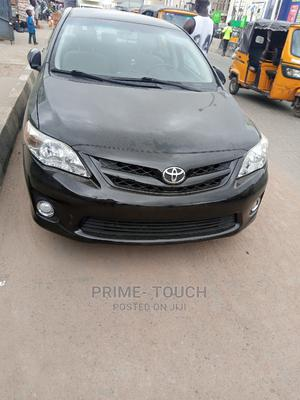 Toyota Corolla 2012 Black | Cars for sale in Lagos State, Surulere