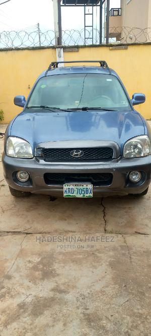 Hyundai Santa Fe 2005 Blue | Cars for sale in Osun State, Osogbo