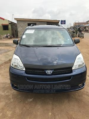 Toyota Sienna 2004 Blue   Cars for sale in Lagos State, Alimosho