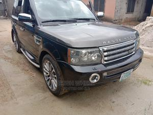 Land Rover Range Rover Sport 2007 Black | Cars for sale in Rivers State, Port-Harcourt