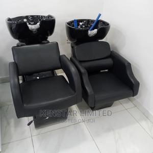 Washing Hair Basin - Black(1) | Salon Equipment for sale in Lagos State, Yaba