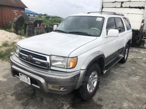 Toyota 4-Runner 1999 White | Cars for sale in Rivers State, Port-Harcourt