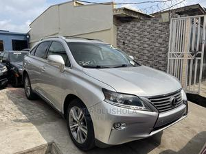 Lexus RX 2015 350 AWD Silver | Cars for sale in Lagos State, Surulere