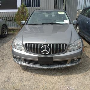 Mercedes-Benz C300 2011 Gray   Cars for sale in Lagos State, Surulere