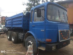 MAN Diesel Tipper 10 Tyres Tokunbo | Trucks & Trailers for sale in Lagos State, Apapa