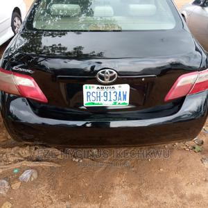 Toyota Camry 2007 Black | Cars for sale in Abuja (FCT) State, Gwarinpa