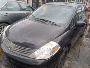Nissan Versa 2009 Black | Cars for sale in Lagos State, Ojodu