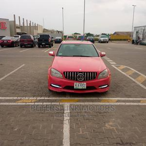 Mercedes-Benz C300 2008 Red | Cars for sale in Delta State, Oshimili South