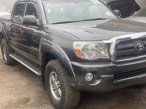 Toyota Tacoma 2011 Gray | Cars for sale in Lagos State, Ojodu