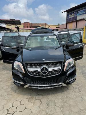 Mercedes-Benz GLK-Class 2013 Gray | Cars for sale in Lagos State, Amuwo-Odofin